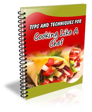 """Chef Techniques"""
