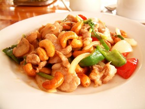 """Cashew Chicken"""