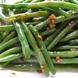 """Chinese Green Beans"""