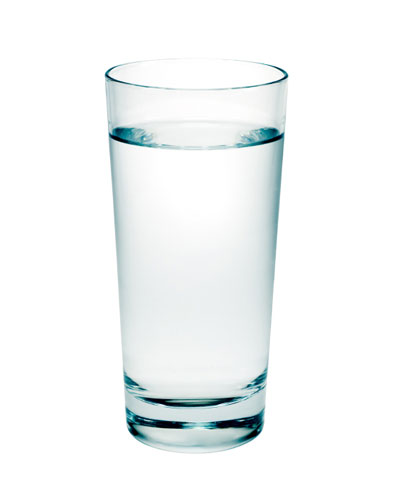 """glass of water"""