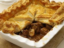 """Steak and Ale Pie"""